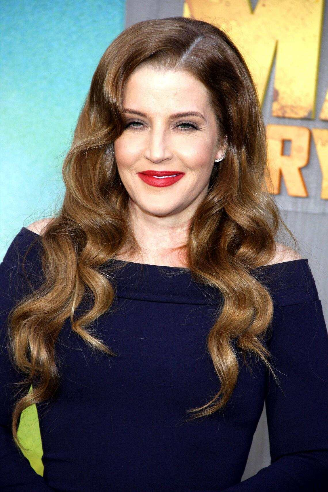 Lisa Marie Presley bei der Mad Max: Fury Road Kino Premiere am 7.05.2015 in Hollywood, Los Angeles Mad Max: Fury Road Kinopremiere in Los Angeles, 2015 PUBLICATIONxINxGERxSUIxAUTxONLY