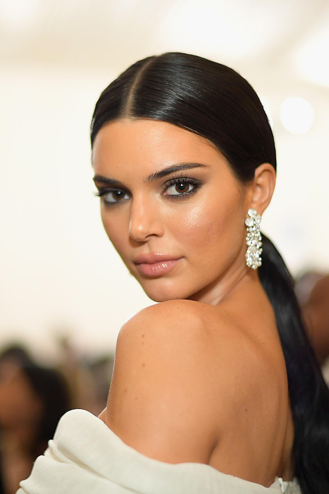 NEW YORK, NY - MAY 07: Kendall Jenner attends the Heavenly Bodies: Fashion & The Catholic Imagination Costume Institute Gala at The Metropolitan Museum of Art on May 7, 2018 in New York City.  (Photo by Matt Winkelmeyer/MG18/Getty Images for The Met Museum/Vogue)