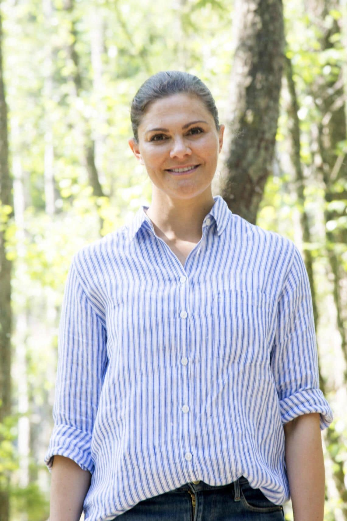 Crown Princess Victoria continues her Province walks by visiting Sodermanland county, Sweden on May 22, 2019. Photo by Stella Pictures/ABACAPRESS.CM (FOTO: DUKAS/ABACA)