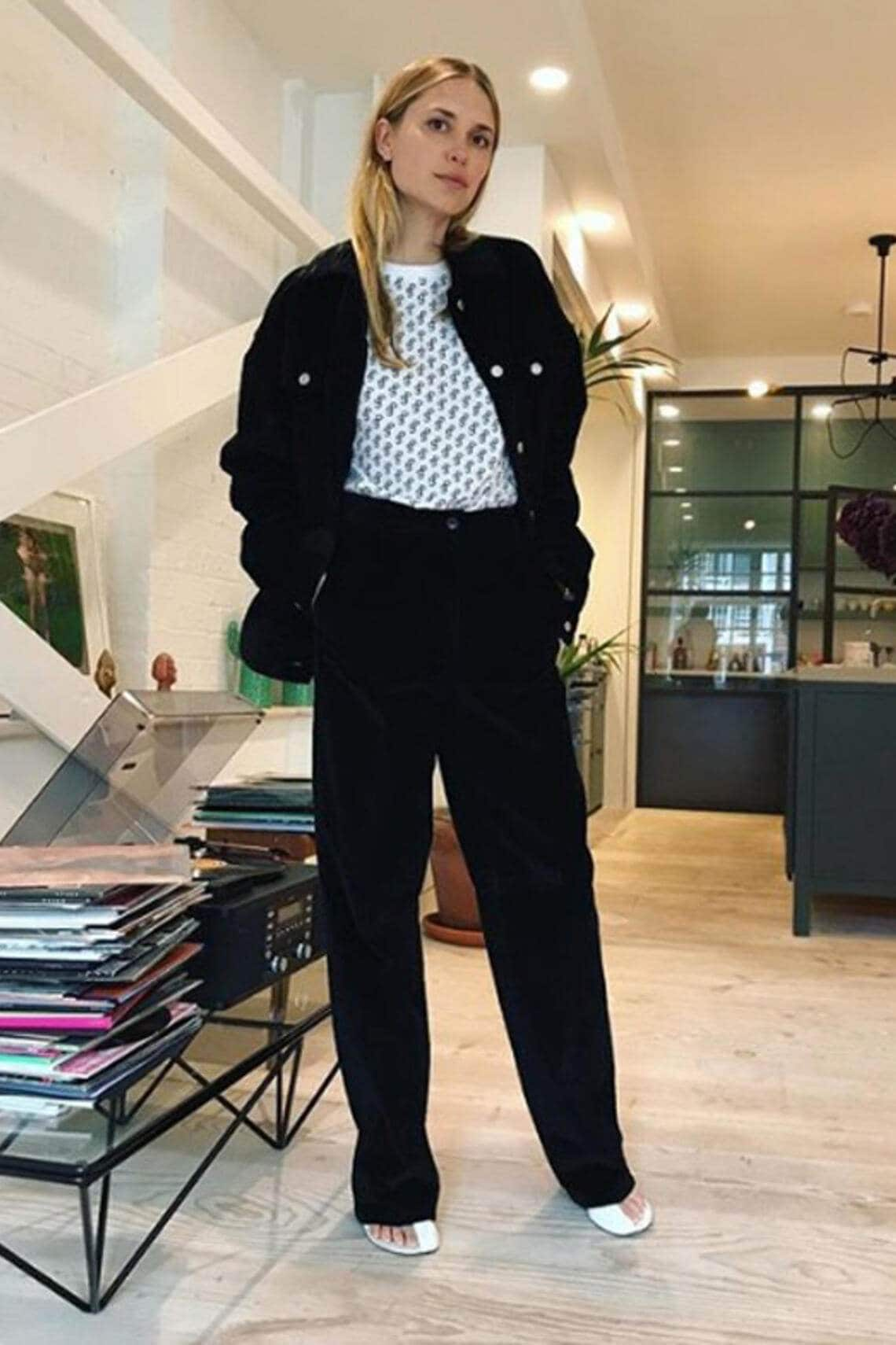Style of the Day mit Pernille Teisbaek