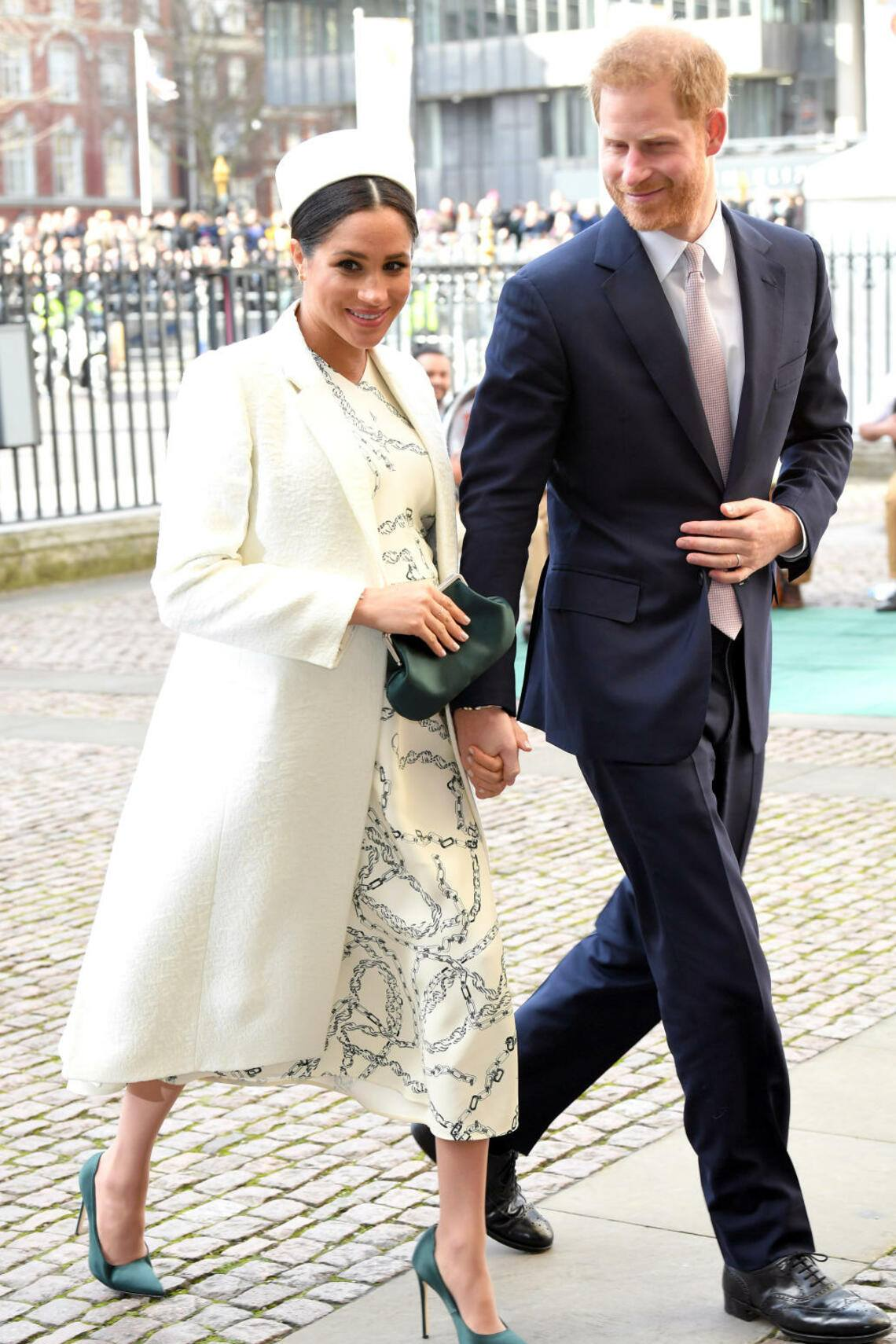 Commonwealth day Meghan Harry