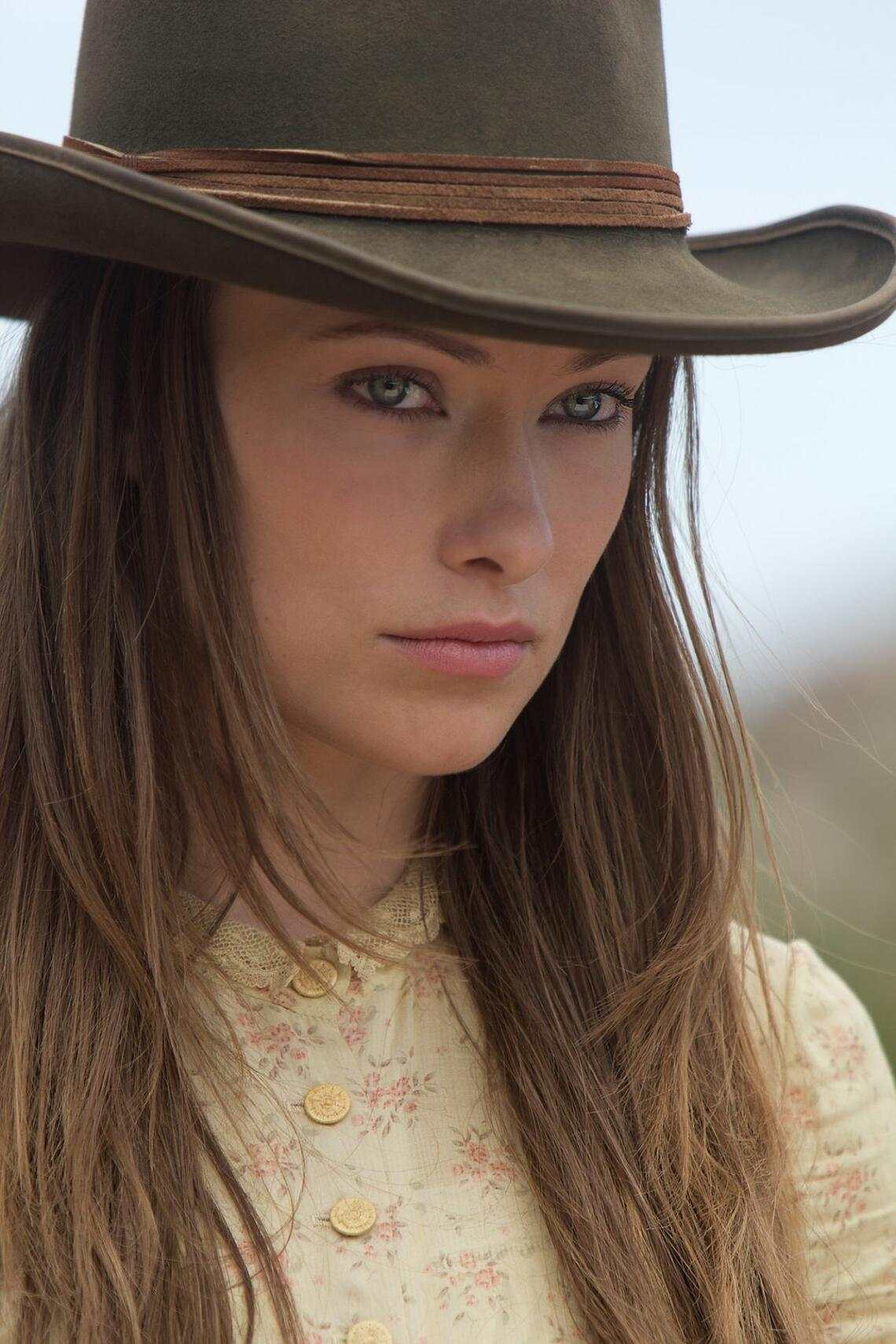 Olivia Wilde in Cowboys and Aliens