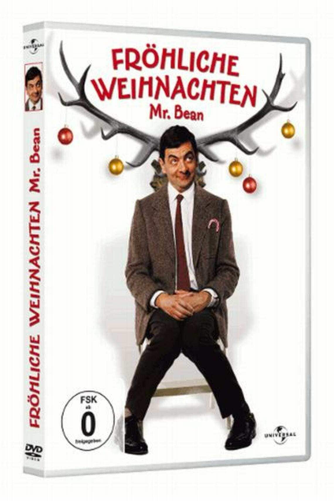 Look-Book Spezial TV Weihnachten Filme Mr. Bean