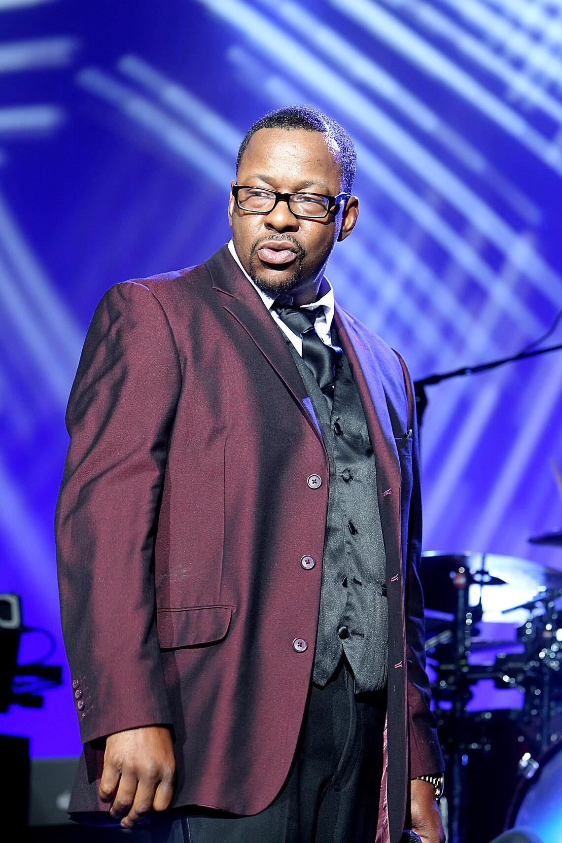 Bobby Brown heiratet Alicia Etheredge