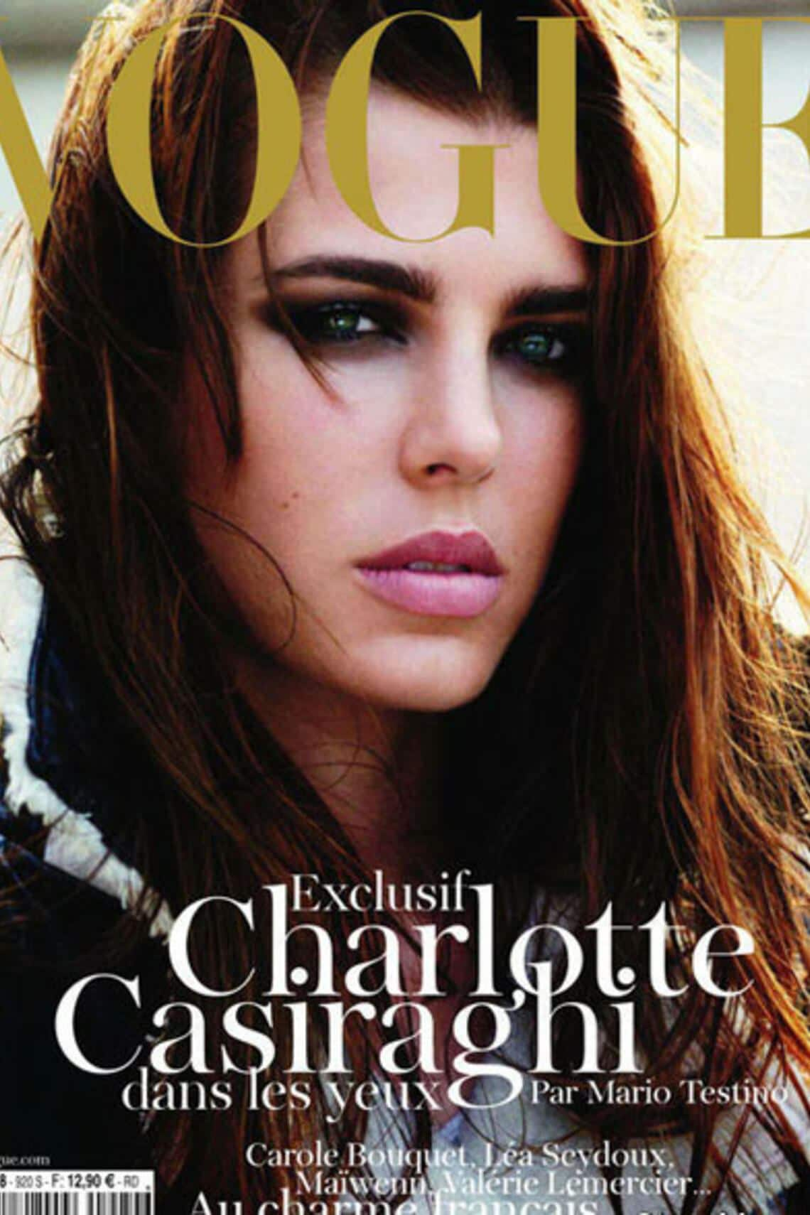 Charlotte Casiraghi Vogue September 2011 Monaco Mario Testino
