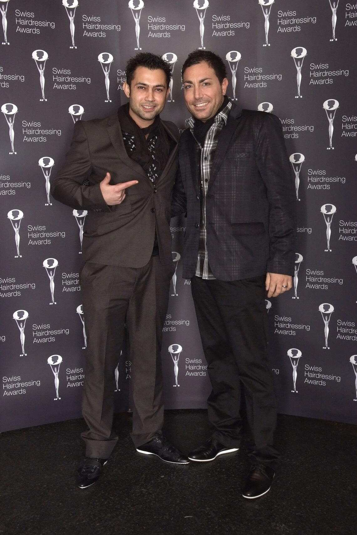Swiss Hairdressing Award 2010 Giovanni Marchese Stylist