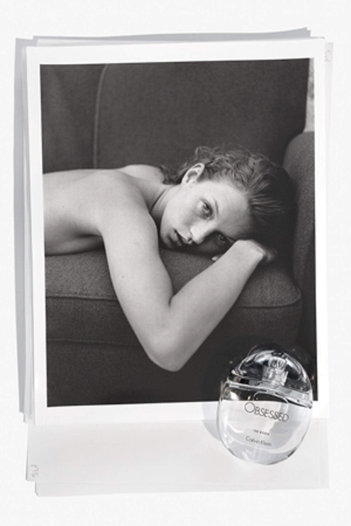 Kate Moss Calvin Klein Obsessed