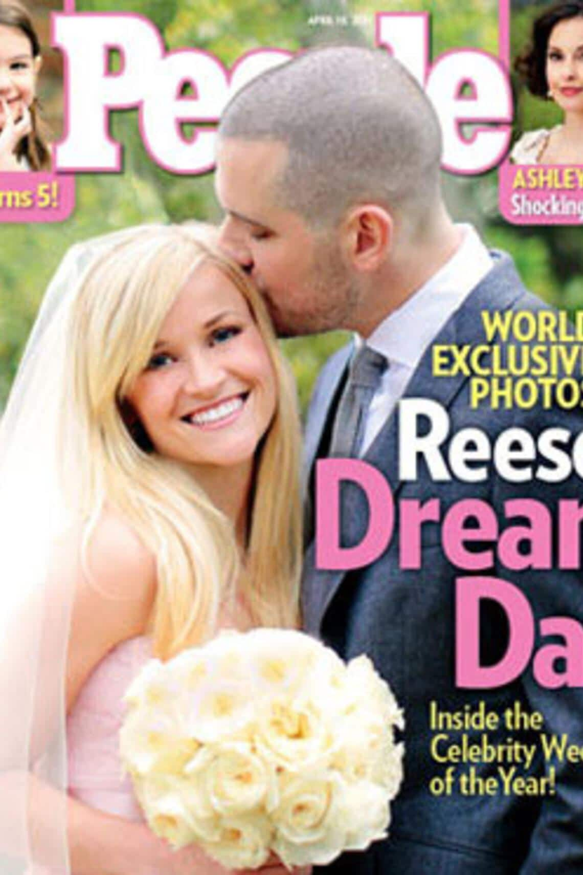 Reese Witherspoon, Jim Toth Hochzeit, people.com
