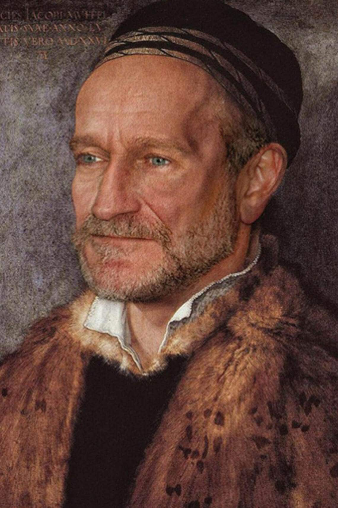 Robin Williams Worth1000.com Renaissance