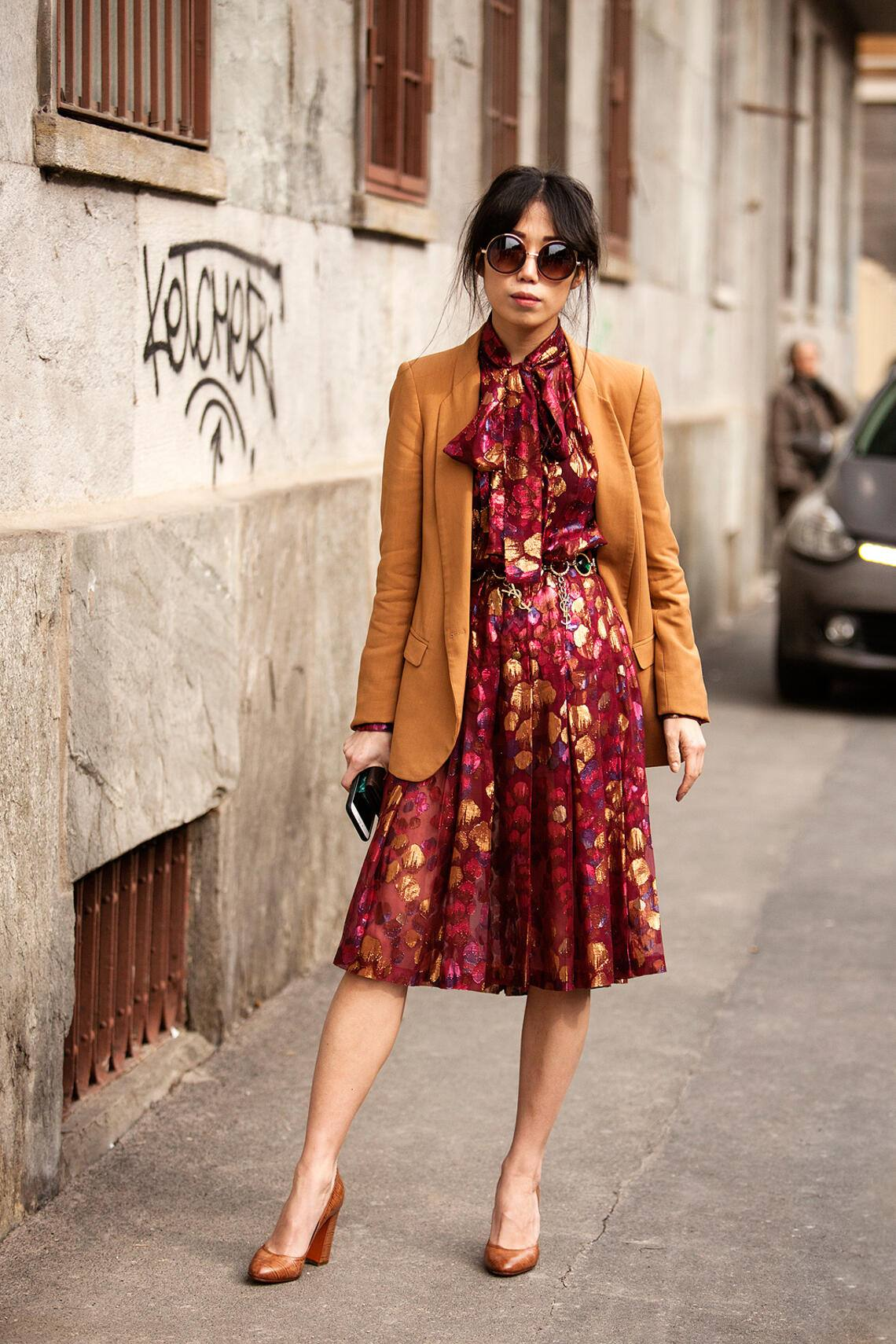 Floral Street Style
