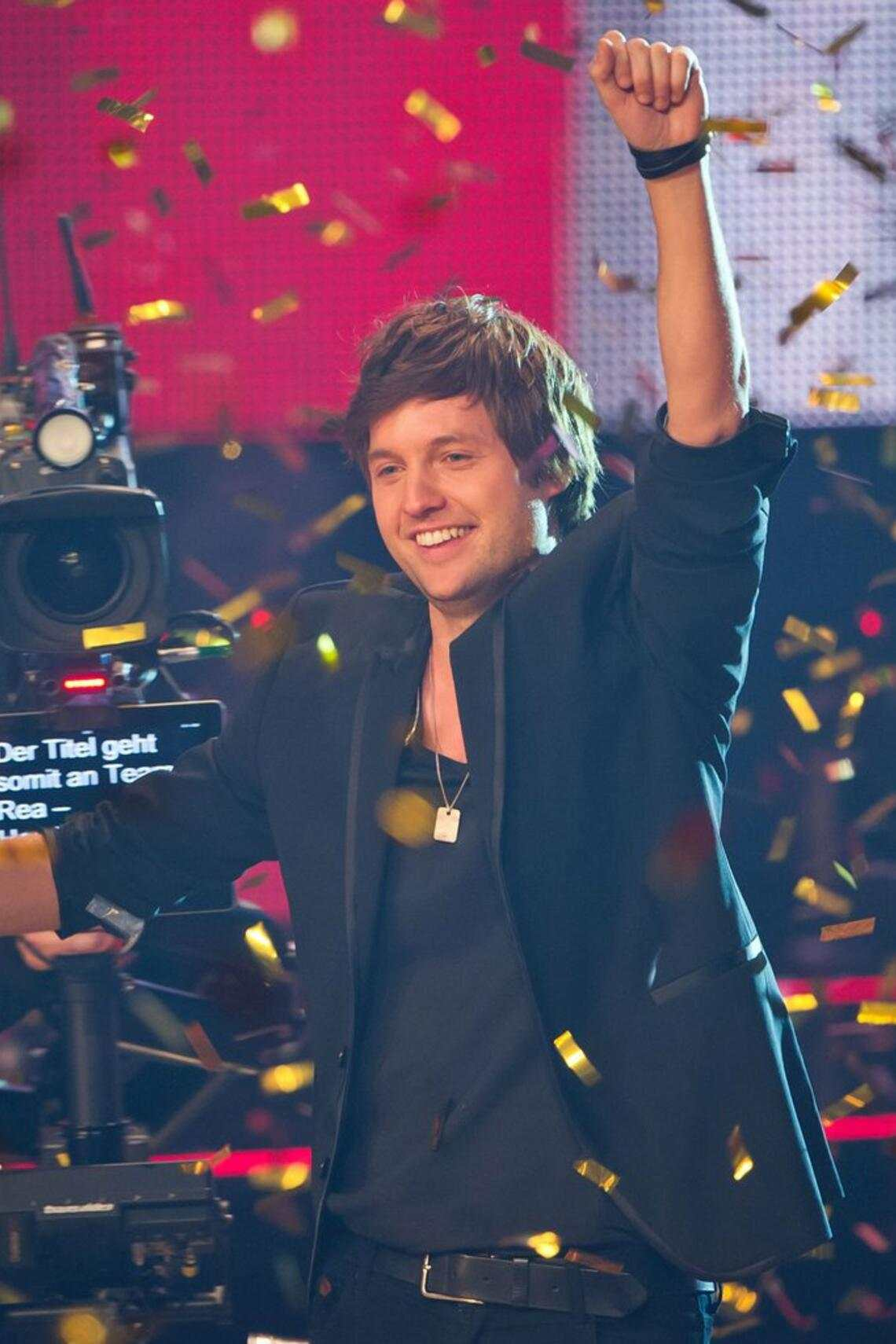 WME Nick Howard- Sieg bei The Voice of Germany