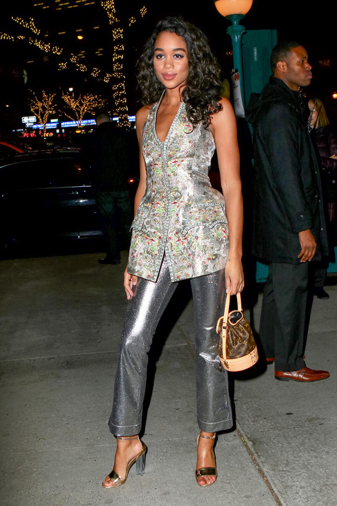Laura Harrier, Schauspielerin - Style of the Day | Style