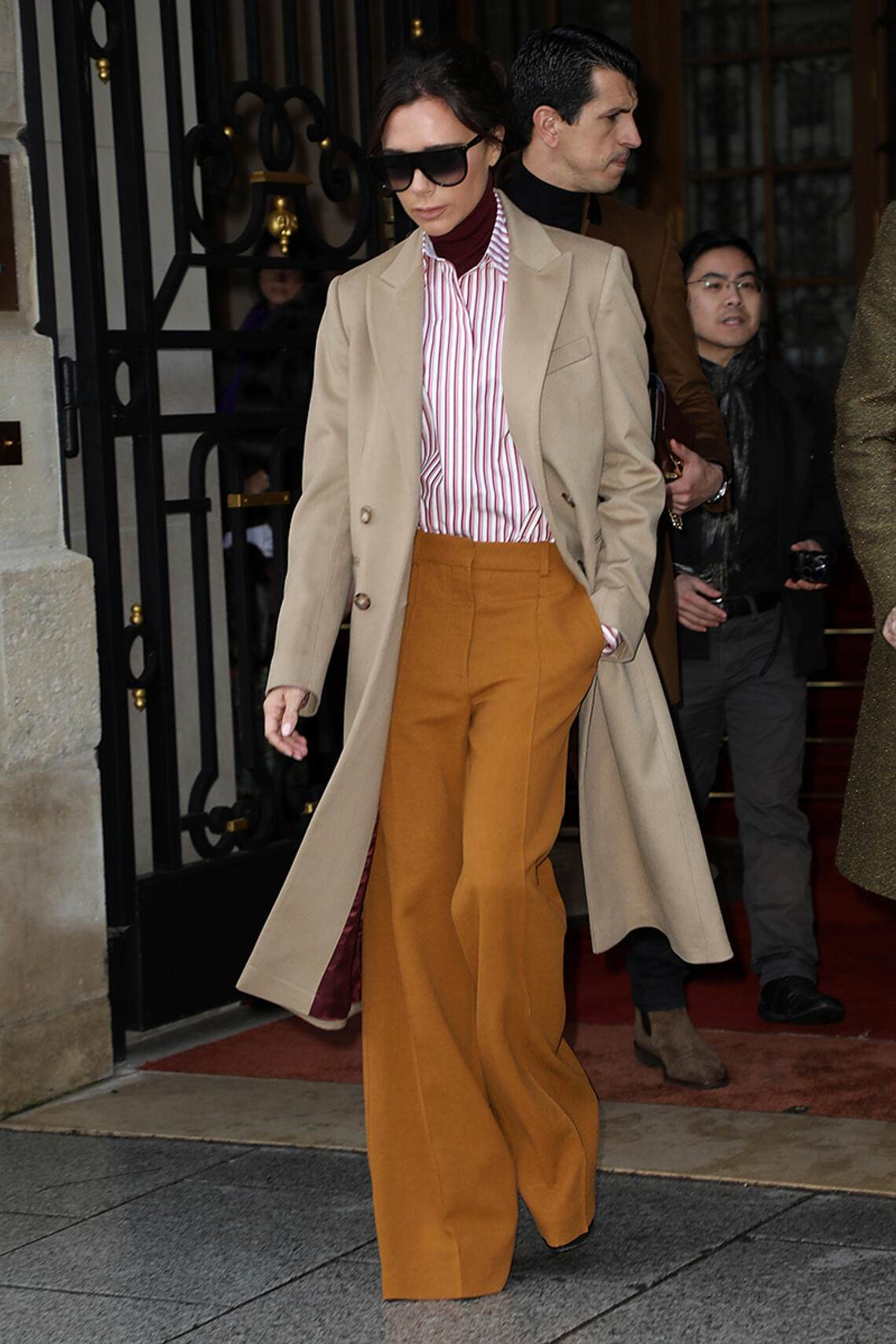 Victoria Beckham, Designerin – Style of the Day  Style