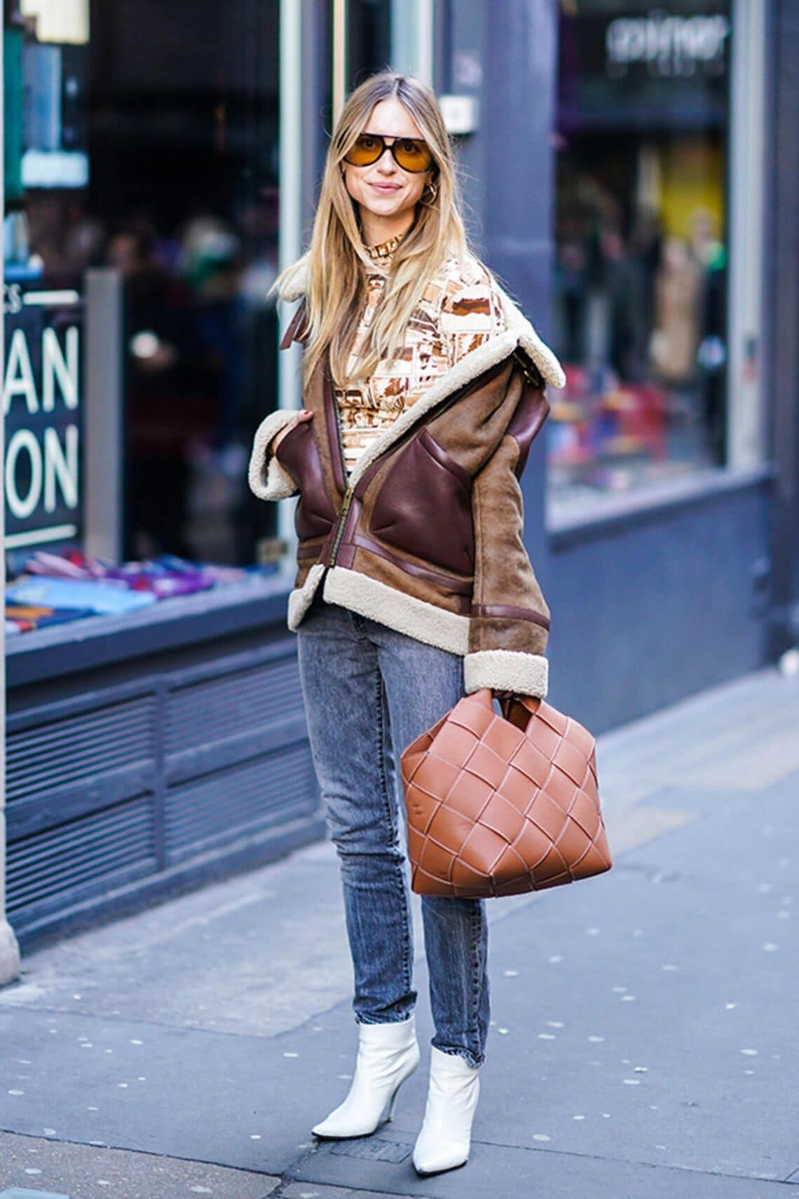 Style of the Day Pernille Teisbaek