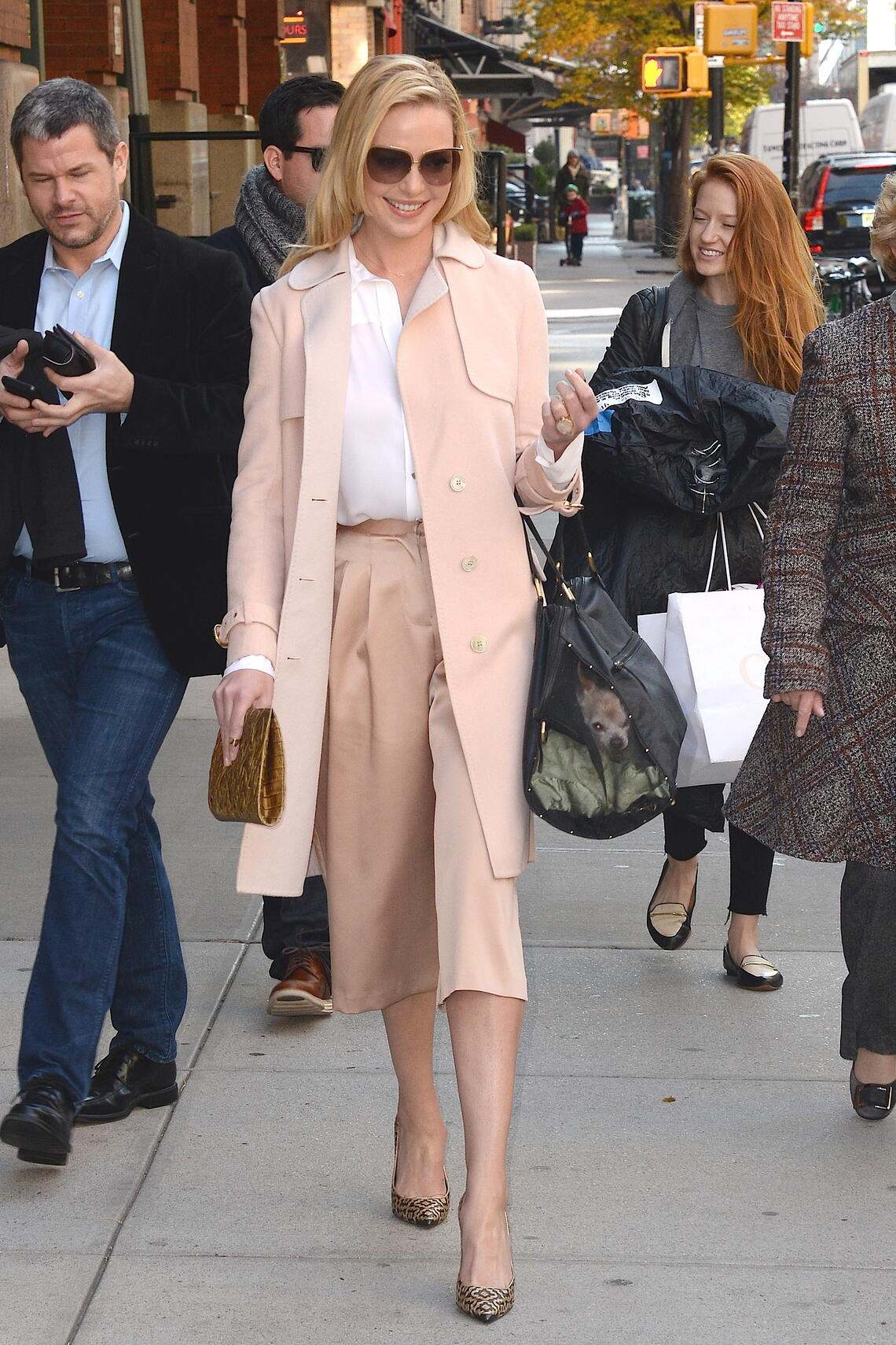 Look of the Day Katherine Heigl