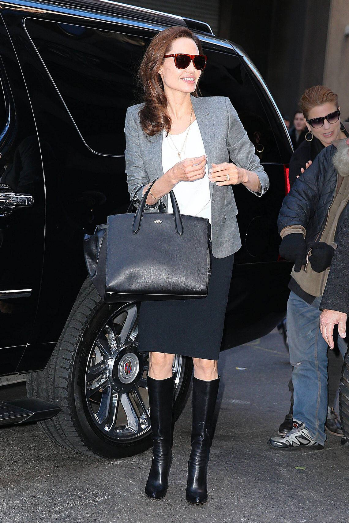 Look of the Day Angelina Jolie