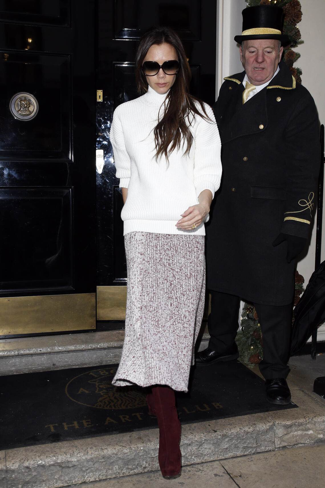 Look of the Day Victoria Beckham