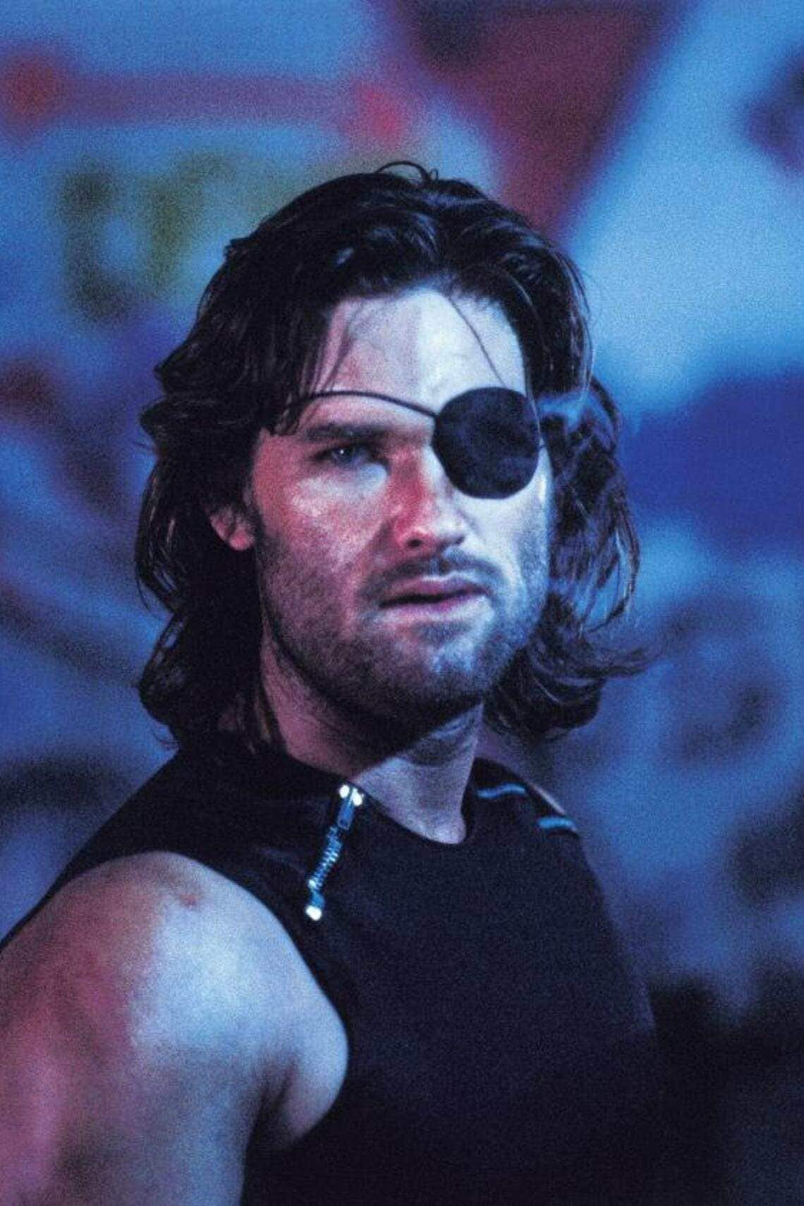 "Sexy Kurt Russel in John Carpenter's  ""Die Klapperschlange"", 1981"