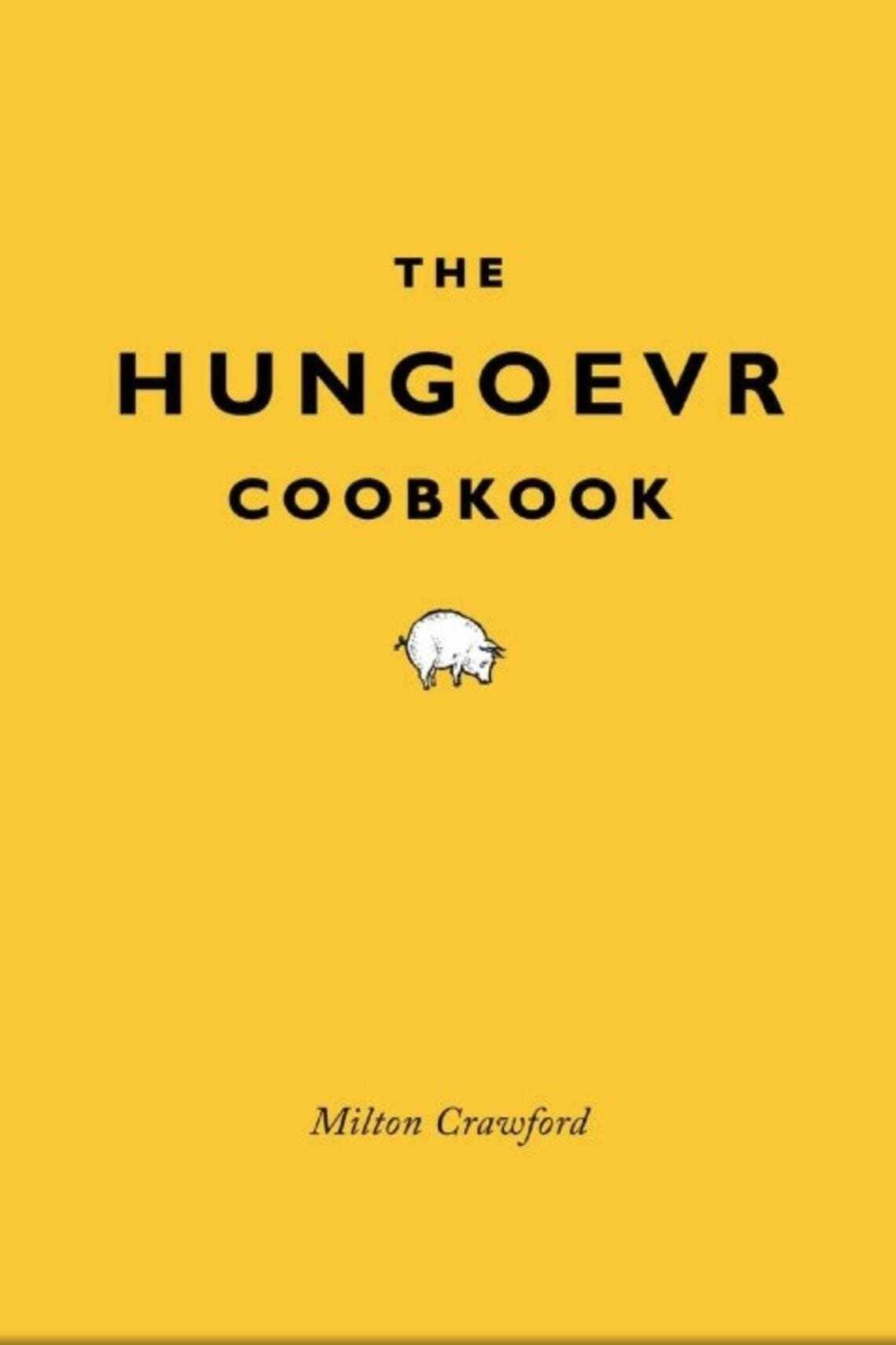 Cover Hungoevr Cookbook