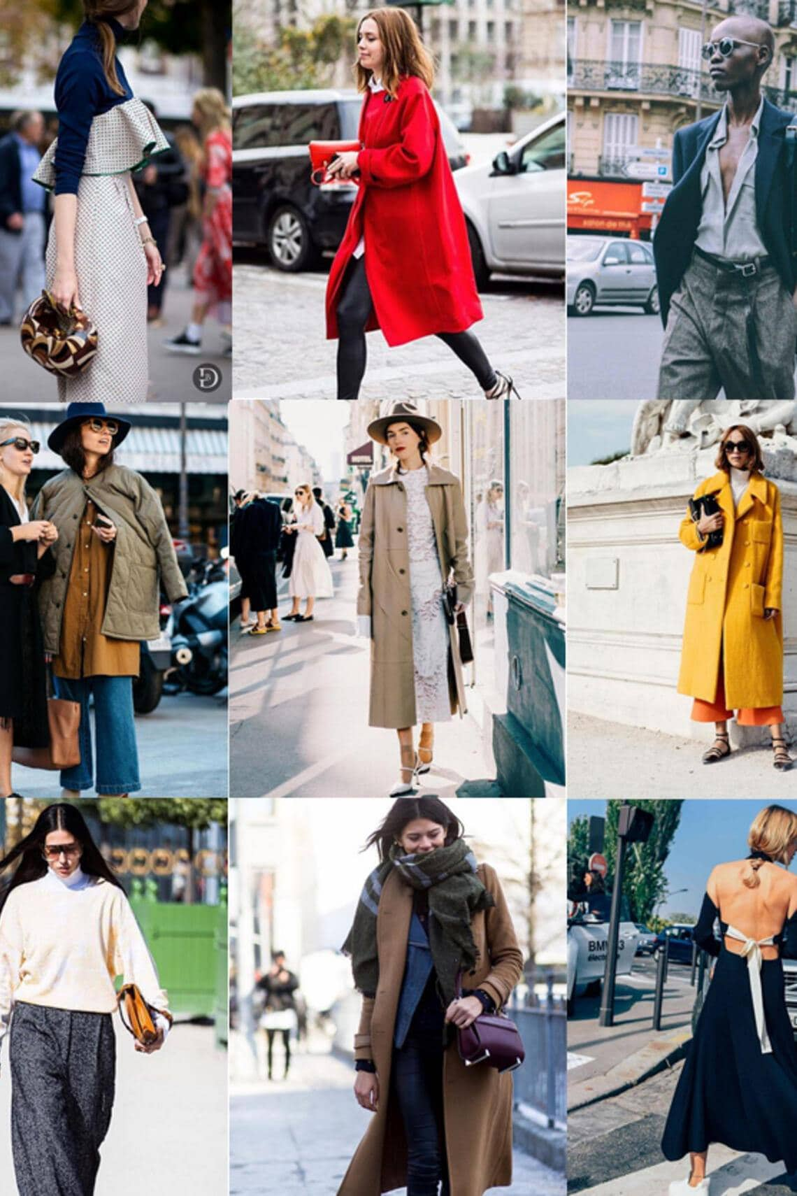 Top 5 Street Style Accounts