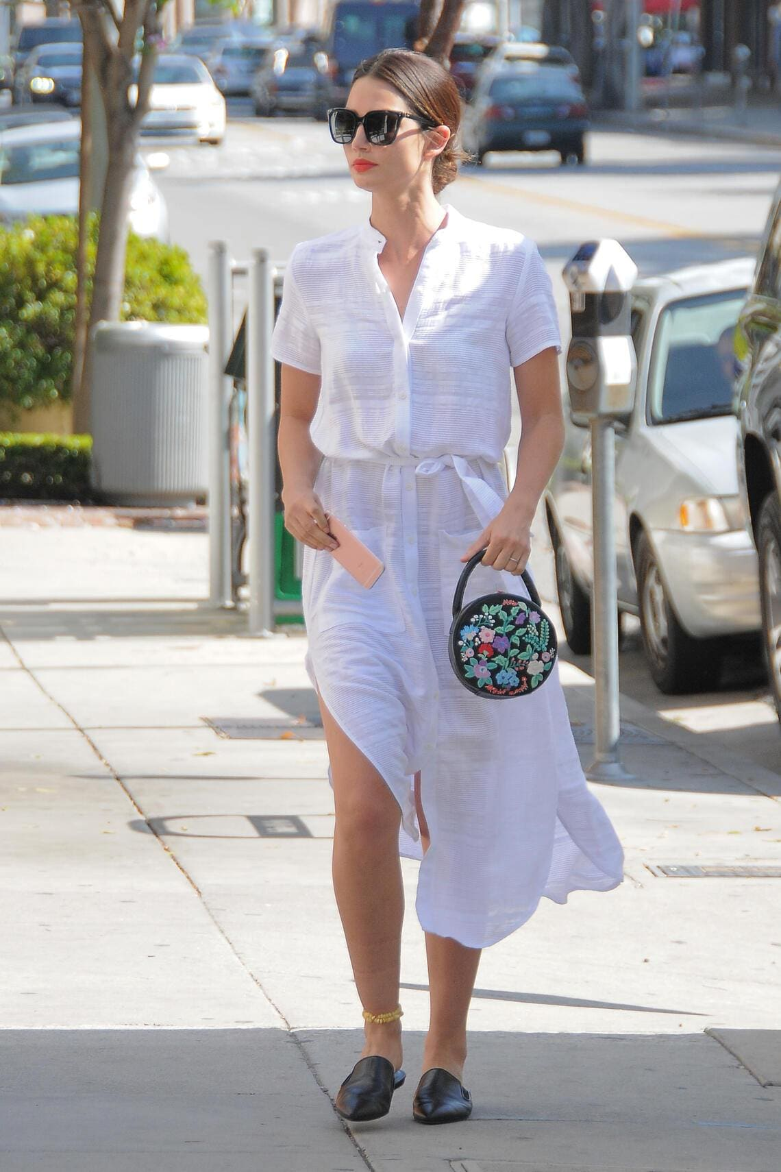 Look of the Day Lily Aldridge