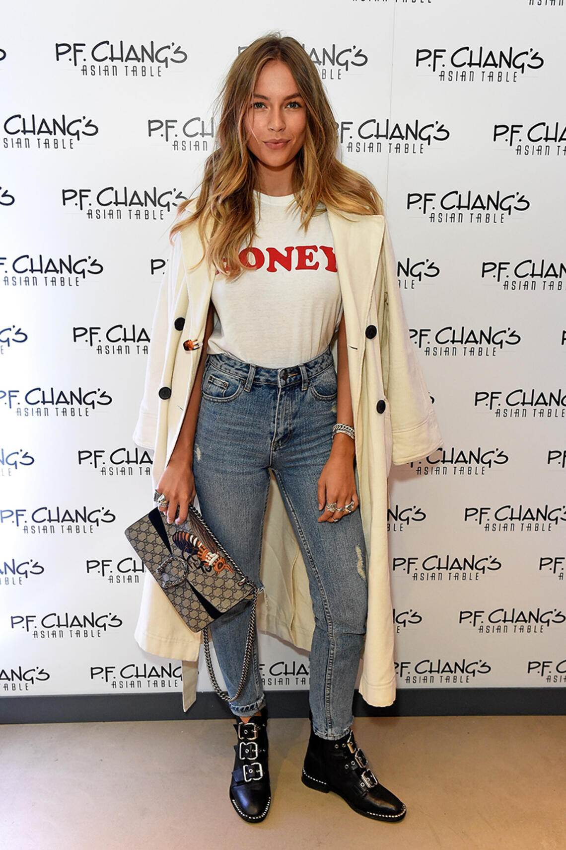 Look of the Day – Emma Louise Connolly, Model
