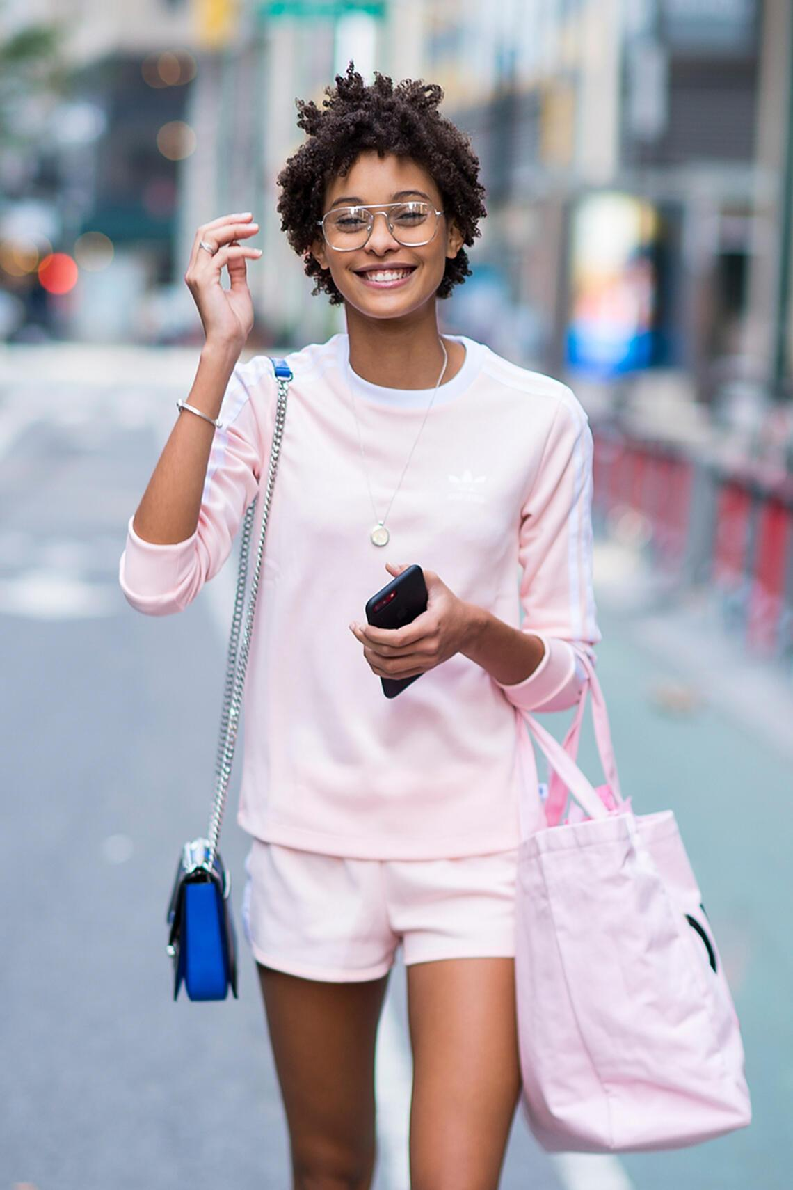 Look of the Day – Samile Bermannelli, Model