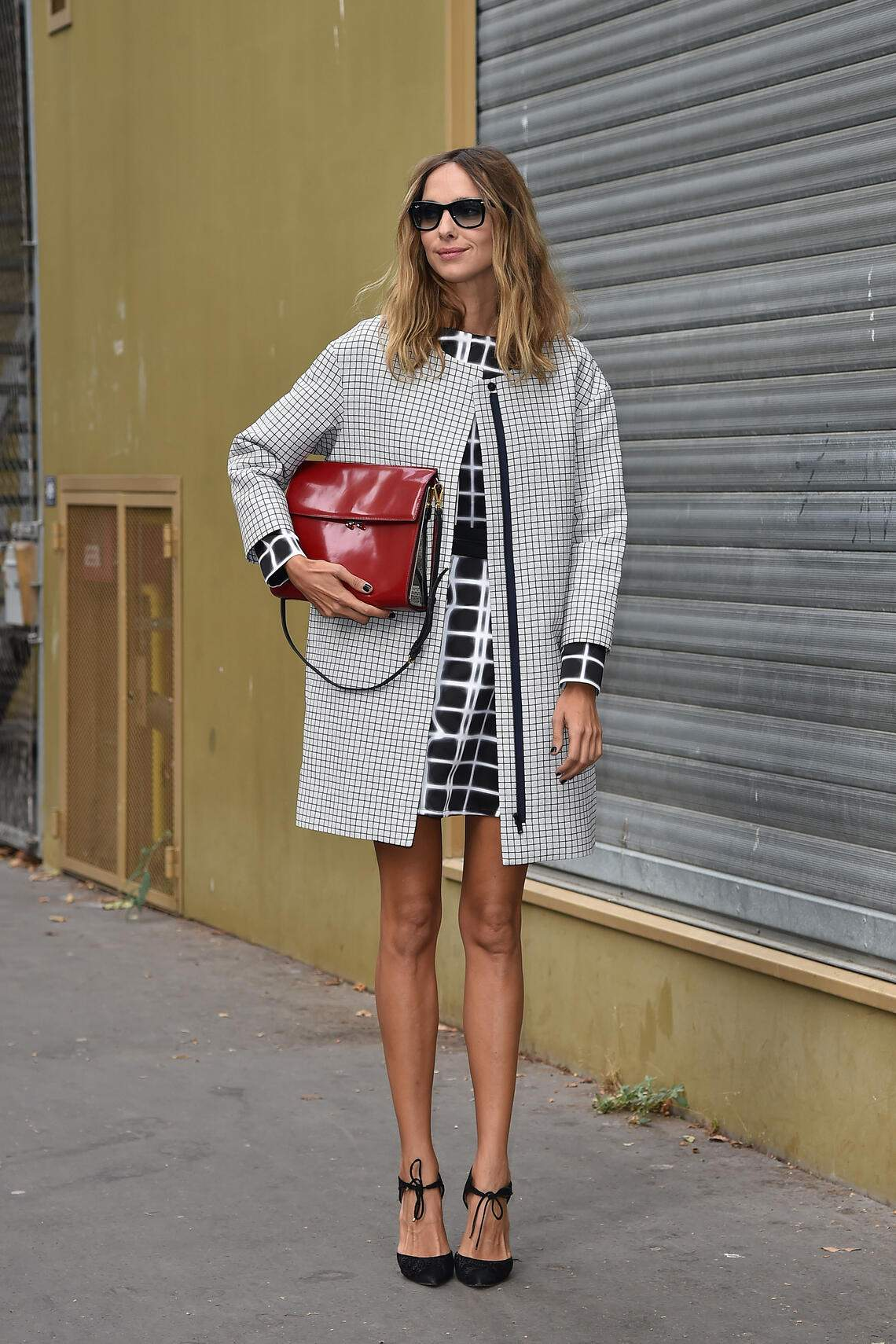 Look of the Day Candela Novembre