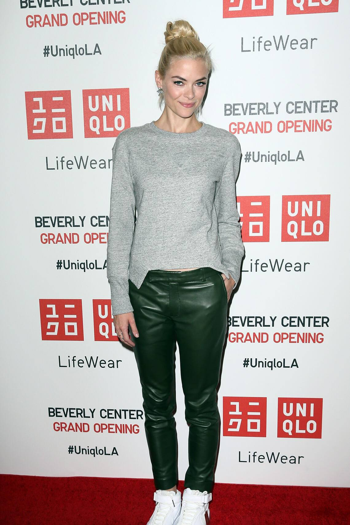 Look of the Day Jaime King