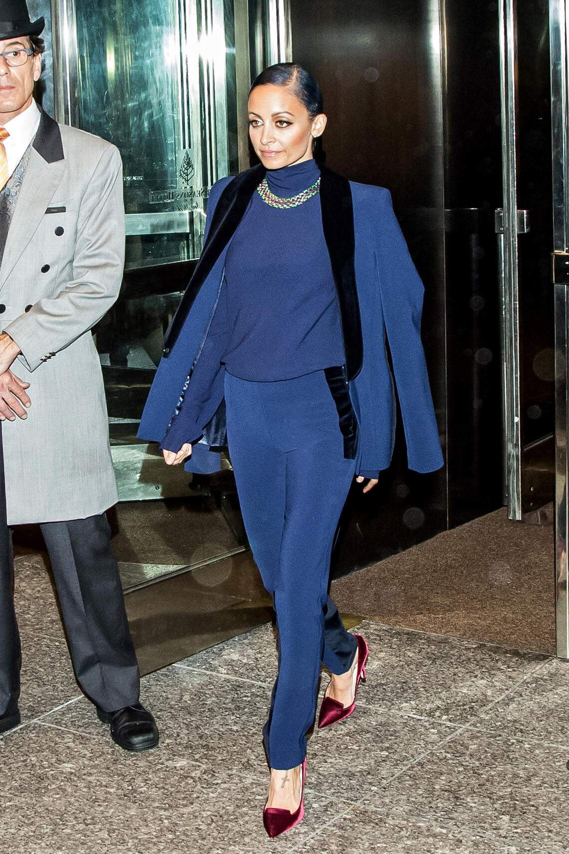 Look of the Day Nicole Richie