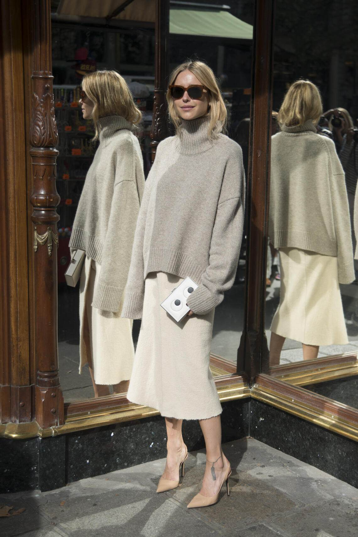 Look of the Day Pernille Teisbaek