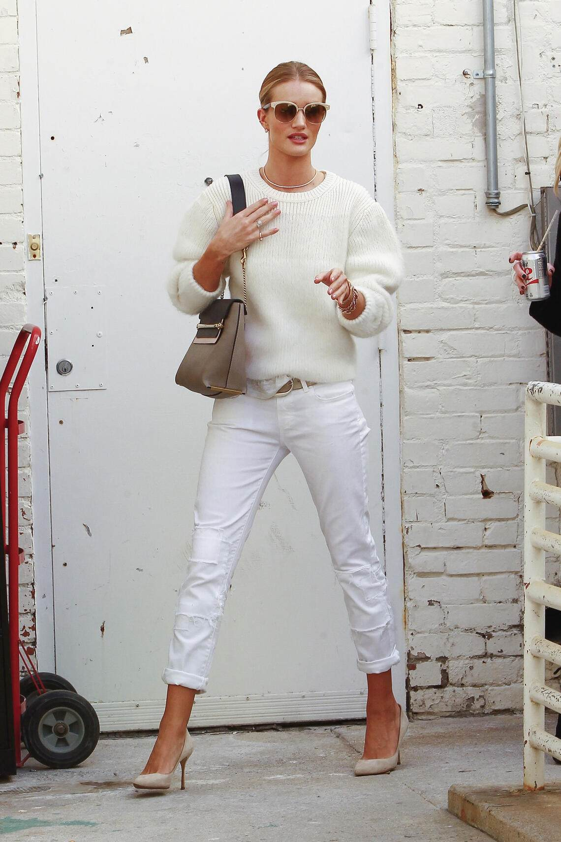 Look of the Day Rosie Huntington-Whiteley