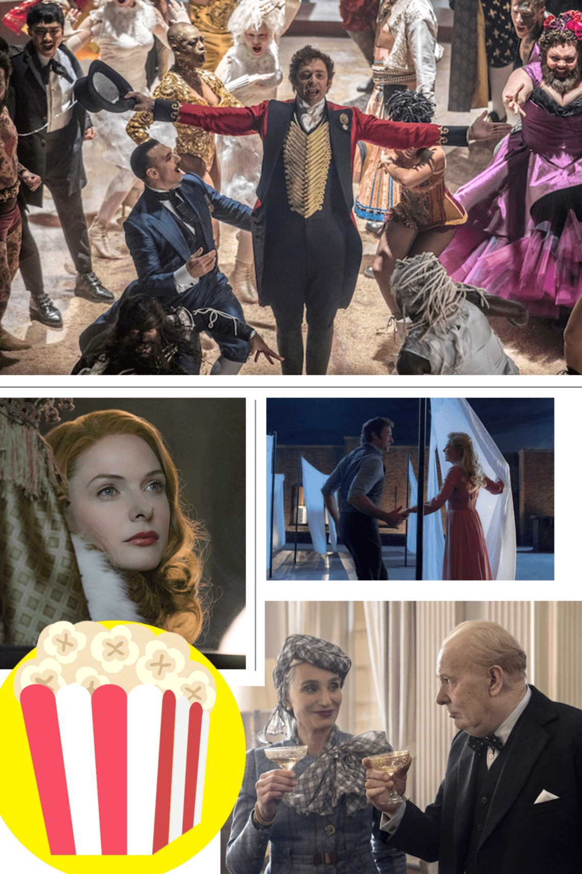 Kinotipps «The Greatest Showman» und «Darkest Hour»