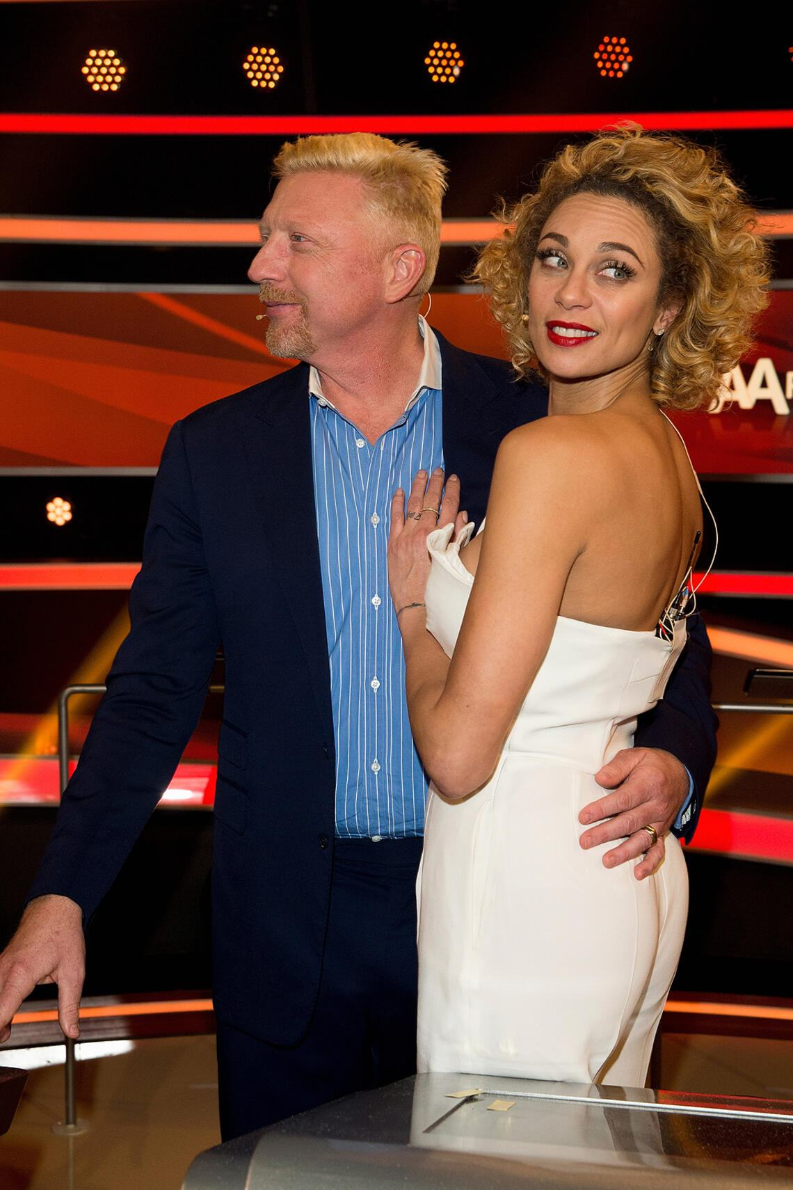 Boris Becker ohne Tochter Frau Lilly Sharlely privat Interview