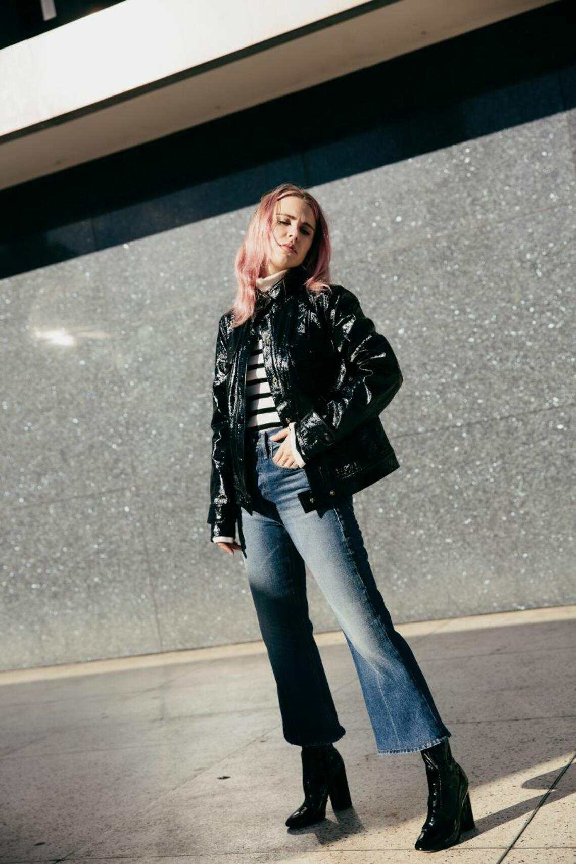Look of the Day Courtney Trop