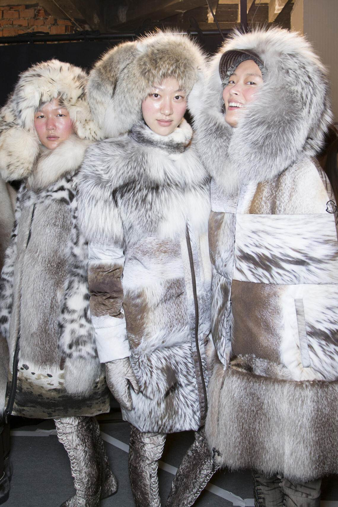 Moncler Gamme Rouge Herbst/Winter 2013/2014