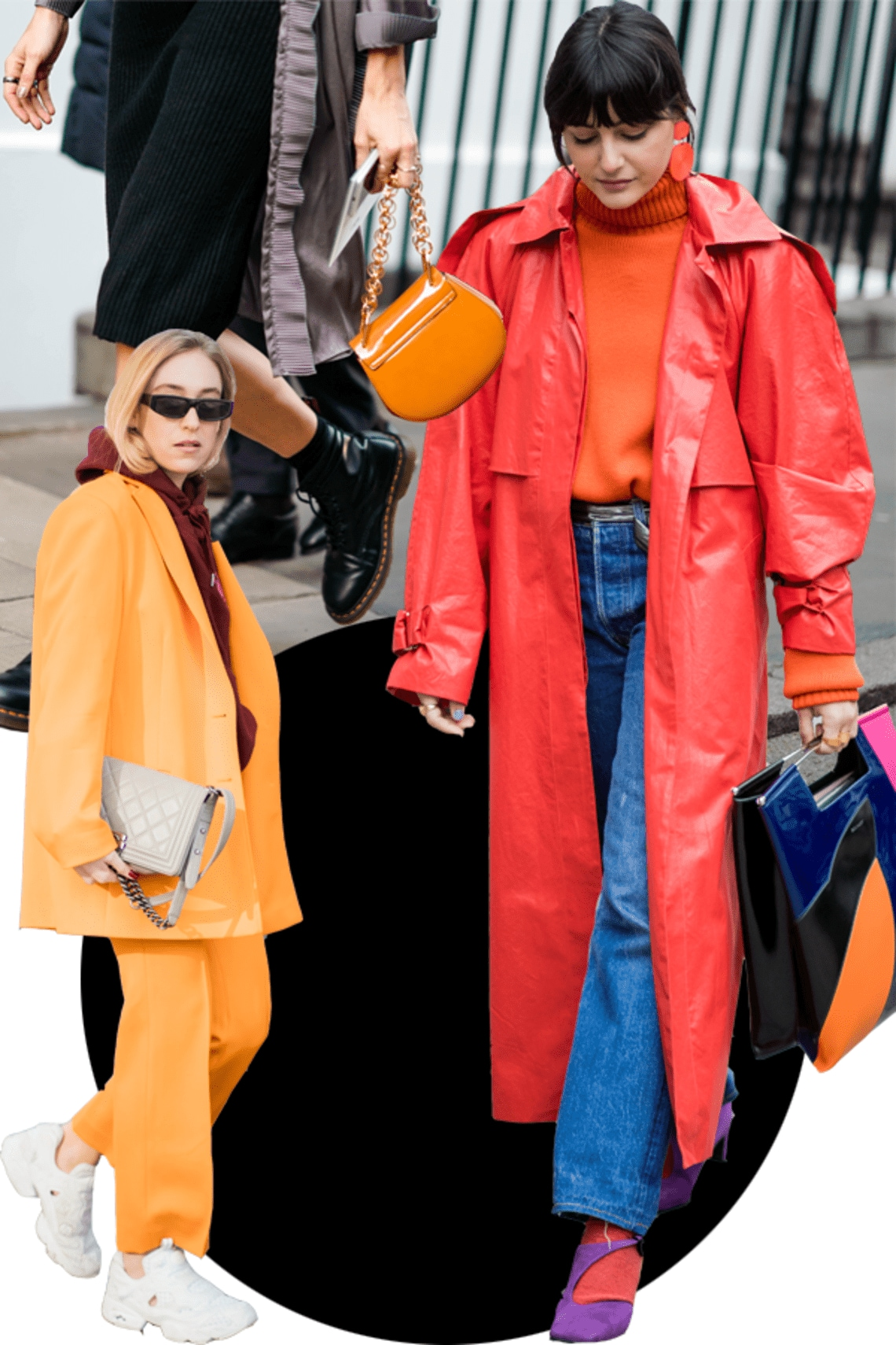 Trendfarbe Orange Stylingtipps