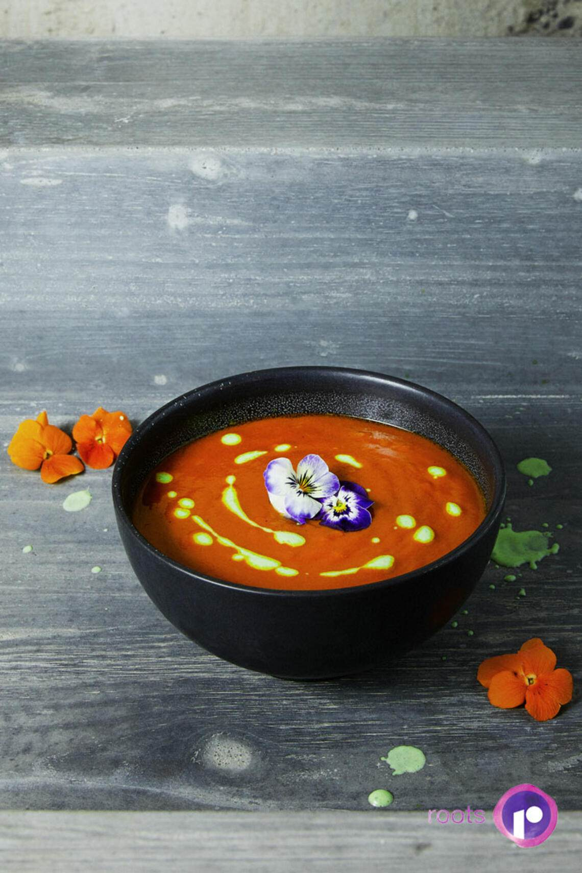 Style x Roots Rezepte Dal-Suppe