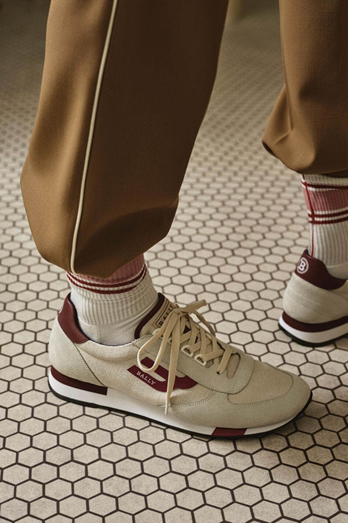 Bally New Competition Sneaker