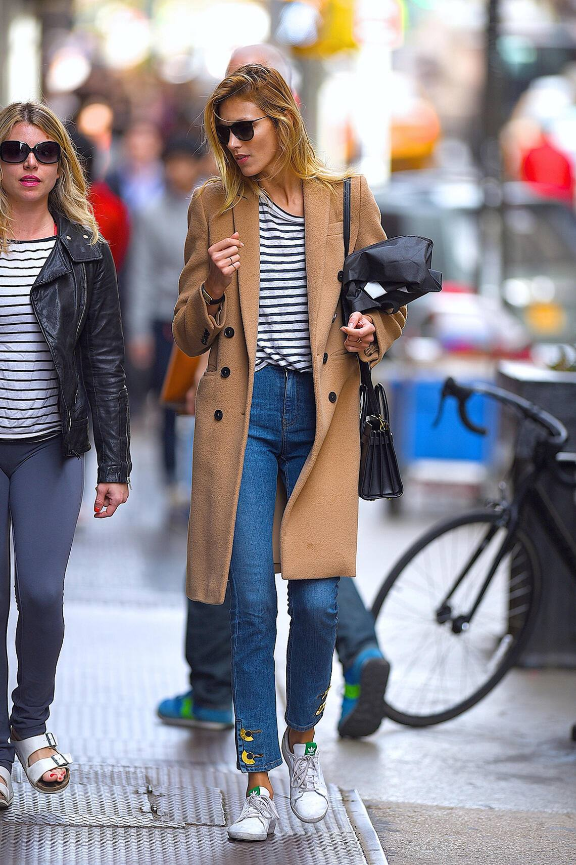 Look of the Day Anja Rubik