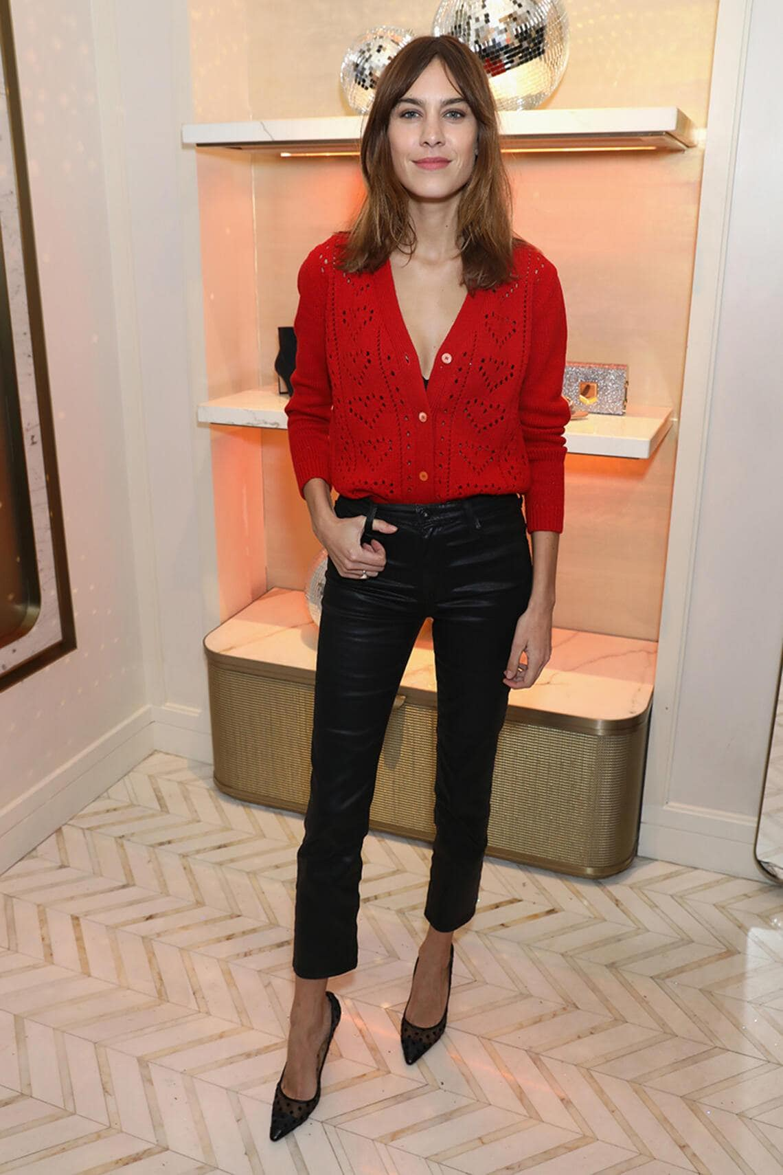 Alexa Chung, Designerin - Style of the Day |Style