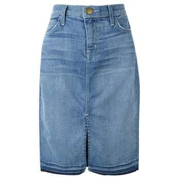 Jeansrock 3x anders