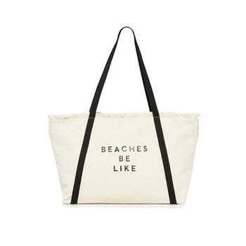 Canvas Tote Bag von Milly