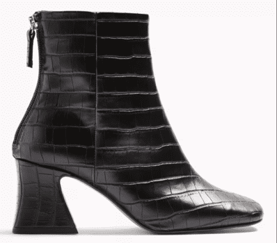 Vegane Ankle-Boots